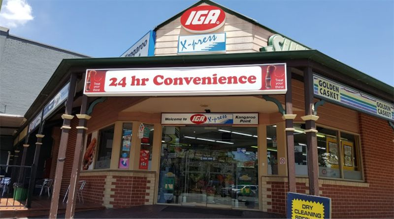 IGA Kangaroo Point